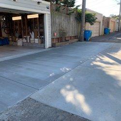 best concrete patio contractors near me