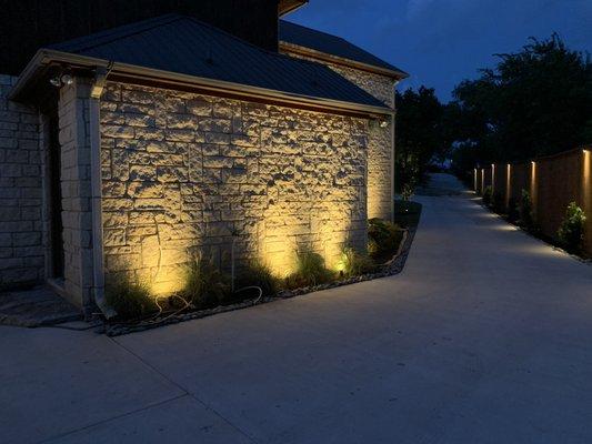 dallas landscape lighting 17800