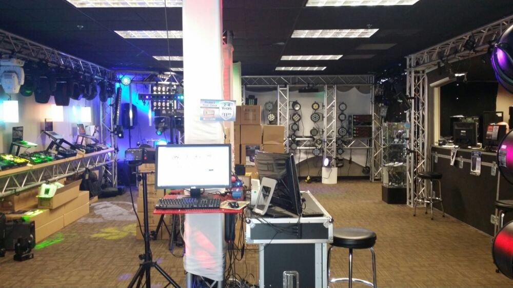 prosound stage lighting pssl 30