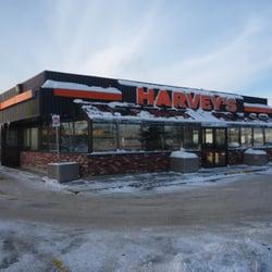 Harvey's Restaurants, Edmonton, AB