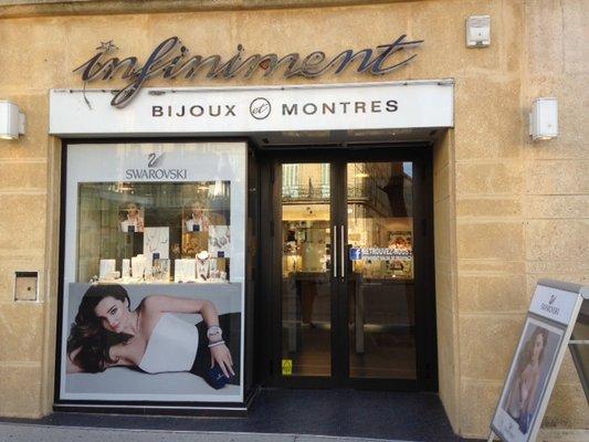 photo de infiniment salon de provence bouches du rhone france