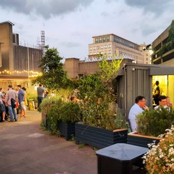 roof garden cafe bar queen elizabeth Queen Elizabeth Roof Garden Bar & Café - 26 Photos & 13
