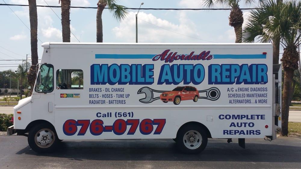 Affordable Mobile Auto Repair Auto Repair Boynton Beach Fl Reviews Photos Yelp