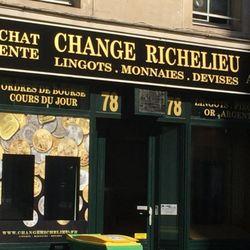 change richelieu currency exchange