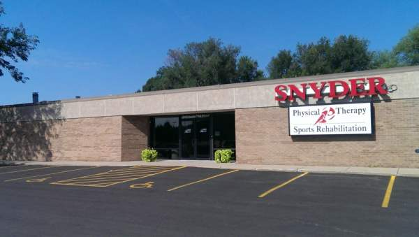 Snyder Physical Therapy & Sports Rehabilitation - Yelp