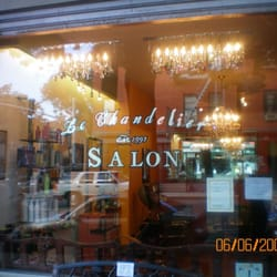 Photo Of Le Chandelier Salon Brooklyn Ny United States Serving The Slope