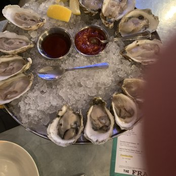 Franklin Oyster House 2
