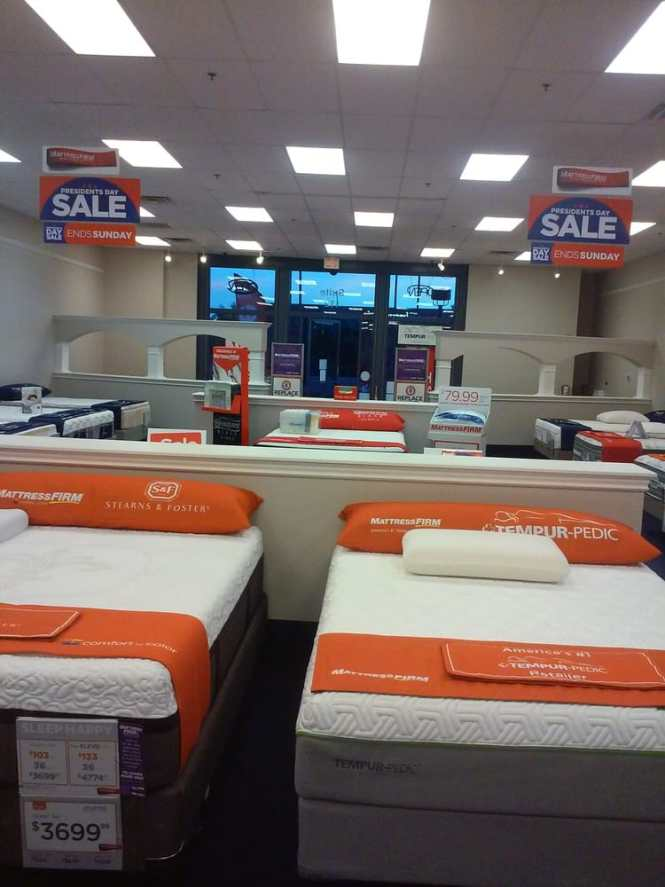 Photo Of Mattress Firm South Tempe West Az United States Cool