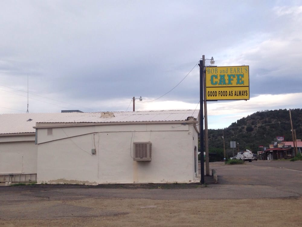 Bob and Earl's Cafe - Trinidad, CO, United States. My kind of place!