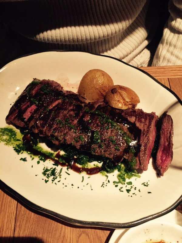 But that steak tho.. - Yelp