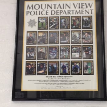 Mountain View Police Department - Mountain View, CA | Yelp