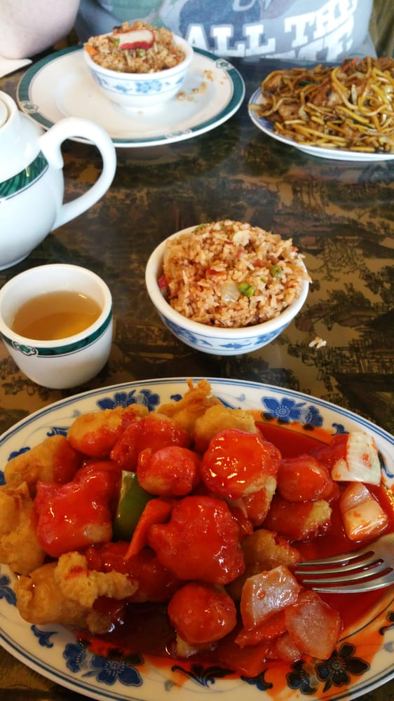 Kuang Kitchen Portland United States Sweet Sour