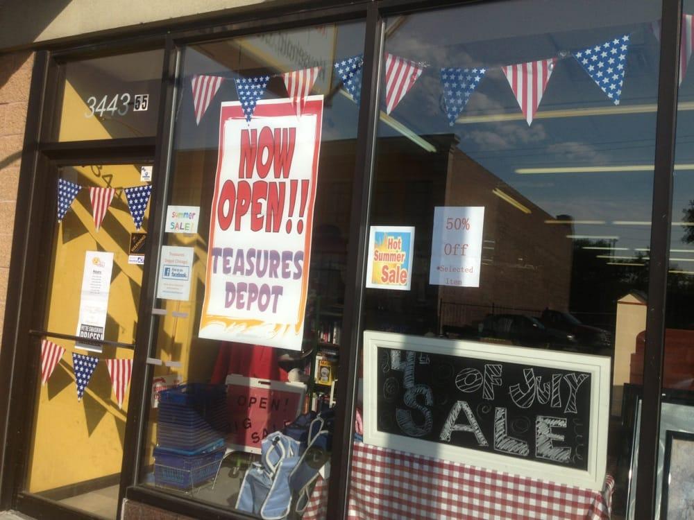 Treasures Depot 26 Photos Amp 11 Reviews Thrift Stores