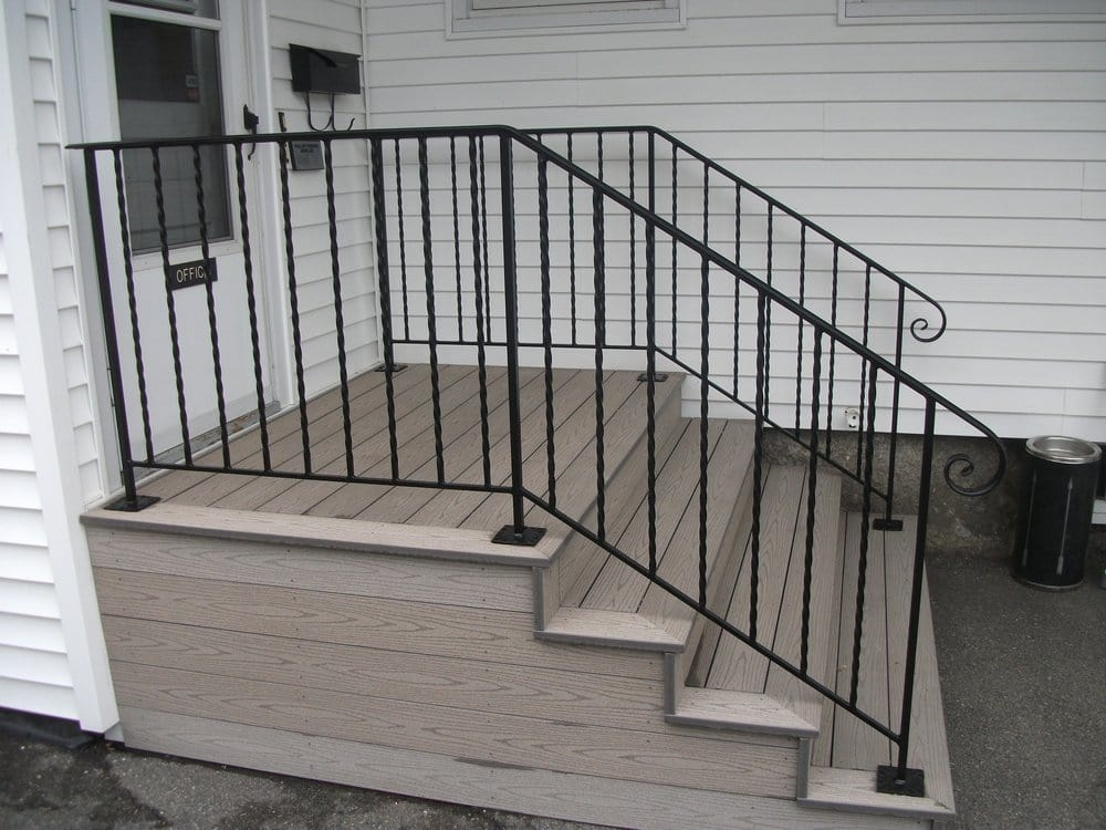Photos For Mainely Handrails Yelp | Outdoor Stairs Near Me