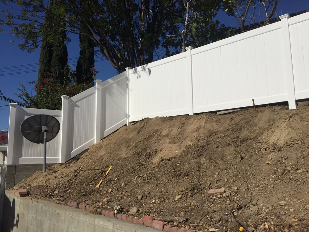 Image Result For Vinyl Fence Depot Van Nuys