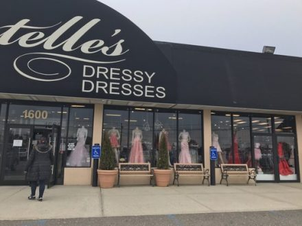 Estelle s Dressy Dresses 1600 Broadhollow Rd Farmingdale  NY General     Estelle s Dressy Dresses 1600 Broadhollow Rd Farmingdale  NY General  Merchandise Retail   MapQuest