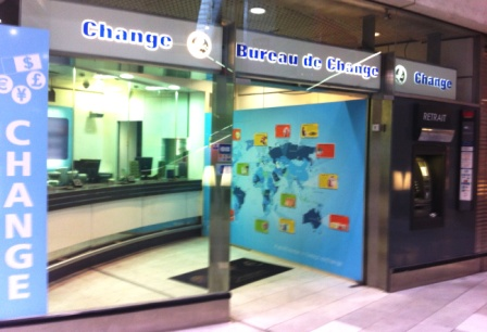 photo of ice international currency exchange tremblay en france seine bureau de change roissy