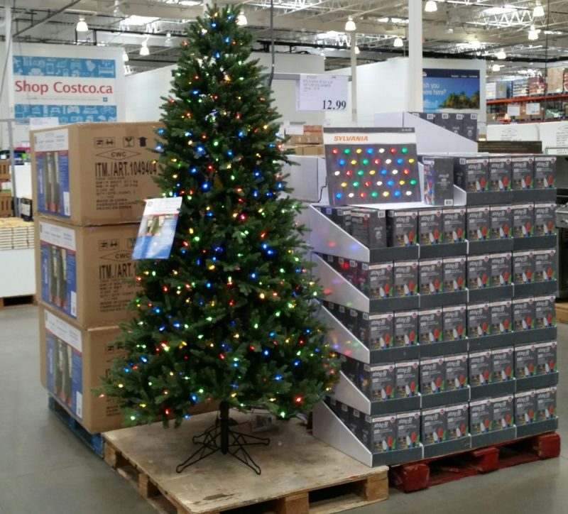 Christmas Decorations Costco Canada