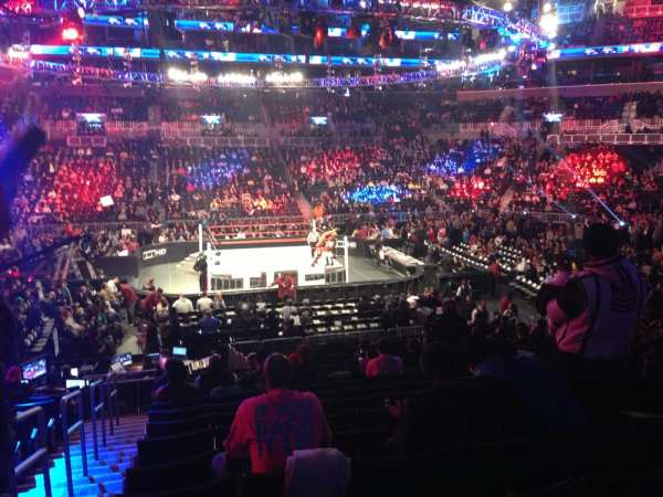 Pre Show before the show started! JTG From Brooklyn ...
