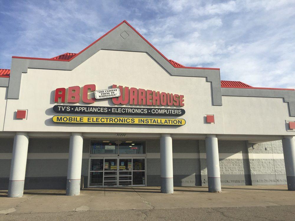 Abc Warehouse Appliances 35200 S Gratiot Ave Clinton