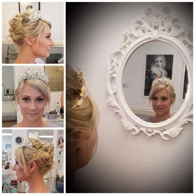 bridal hair and makeup - yelp