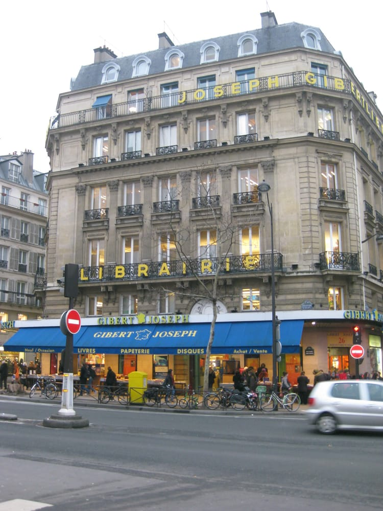 Gibert Joseph - Paris, France
