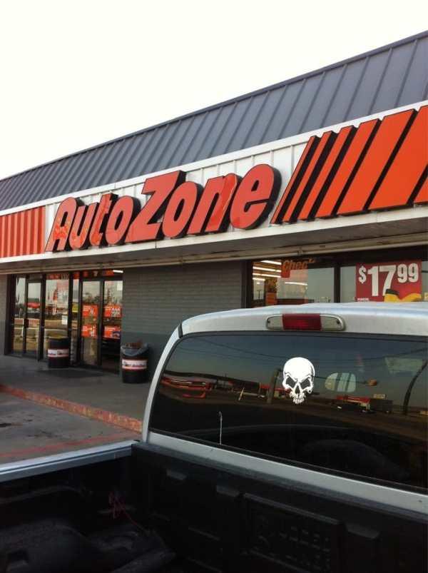 AutoZone - Auto Parts & Supplies - 1000 S Morgan St ...