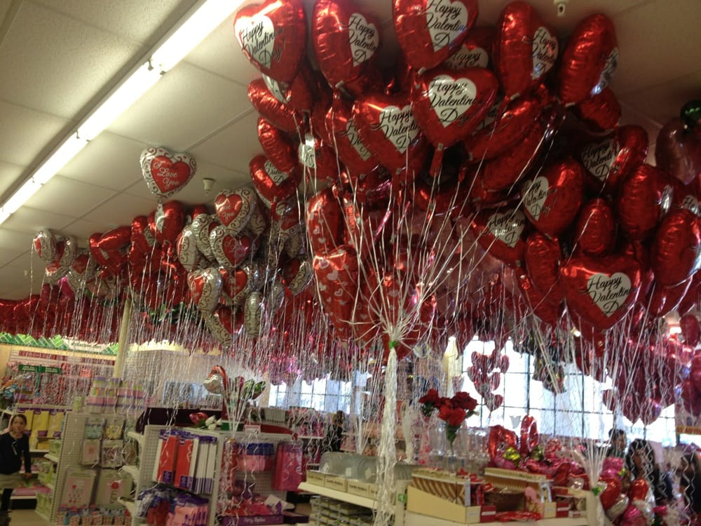 More Valentines Day Balloons Yelp