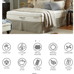 Photo Of Mattress Warehouse Hawthorne Ca United States Mlily Vitality Sleep