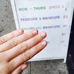 Minx Signature Collection Lisa On Top Nail Salon Names