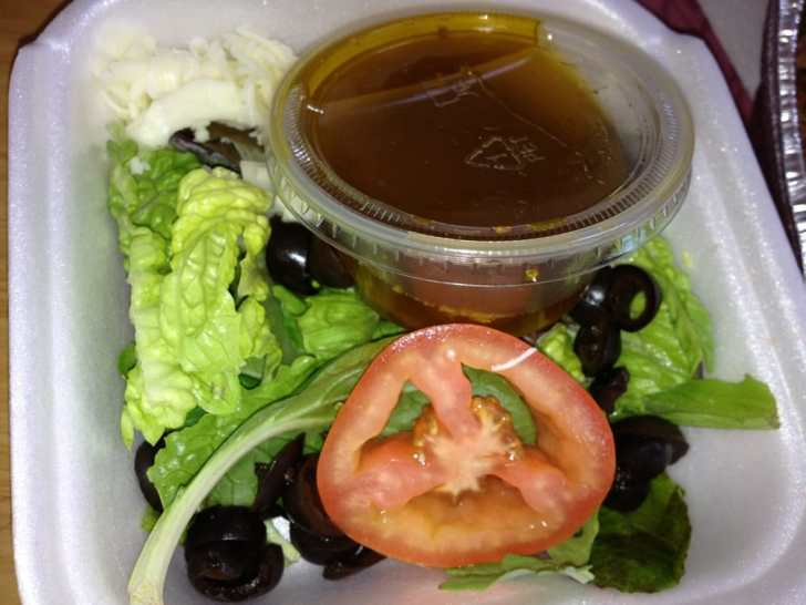 Lorna Italian Kitchen San Diego United States Side