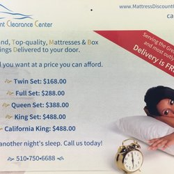 Photo Of Mattress Clearance Center Lodi Ca United States