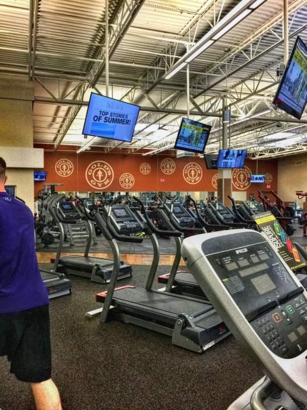 Gold's Gym - Gyms - 17934 Bulverde - San Antonio, TX ...
