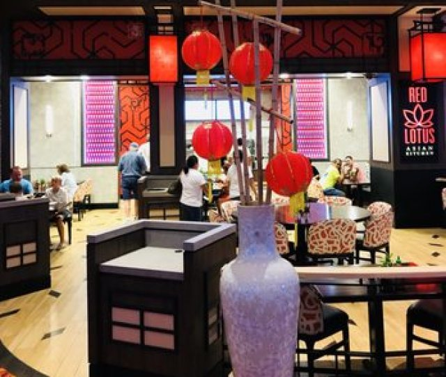 Photo Of Red Lotus Asian Kitchen Las Vegas Nv United States