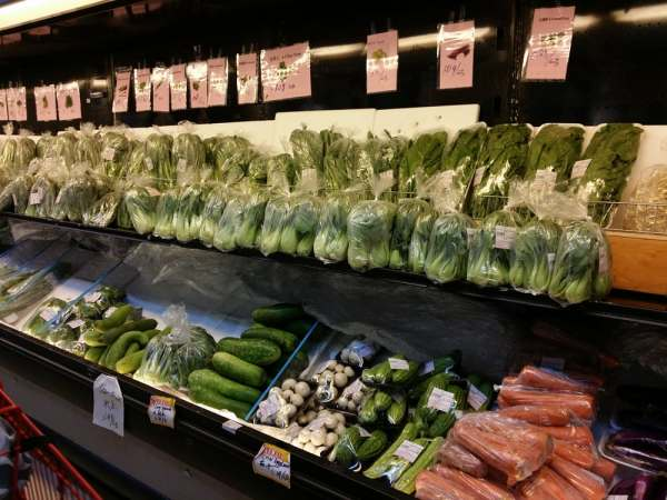 Decent produce section - Yelp
