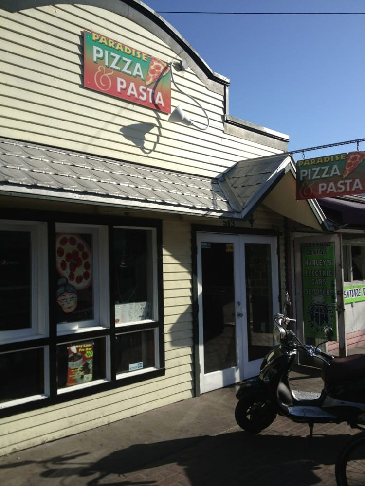 Paradise Pizza - Key West, FL, United States. Best Pizzeria in the FL Keys !!!