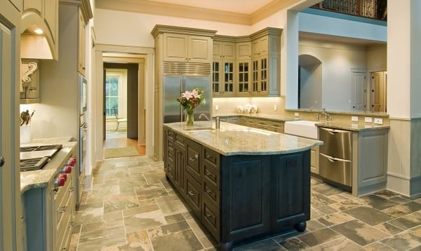Golden Touch Interiors   Interior Design   1500 N San Francisco Rd     Photo of Golden Touch Interiors   Flagstaff  AZ  United States  Tile in  Kitchen