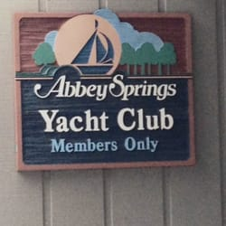 Abbey Springs Yacht Club Restaurants S Shore Dr