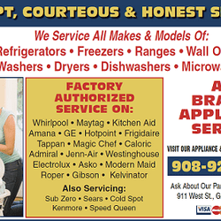 All Brands Appliance Service - Appliances & Repair ...