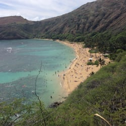 Hanauma Bay Nature Preserve Park, Honolulu, HI