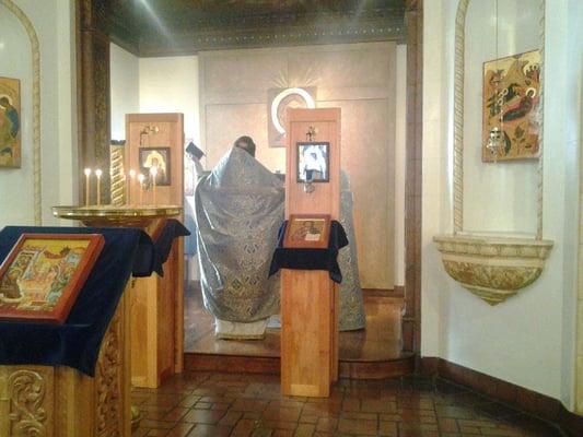 Our Lady of Fatima Byzantine Catholic Church, San Francisco