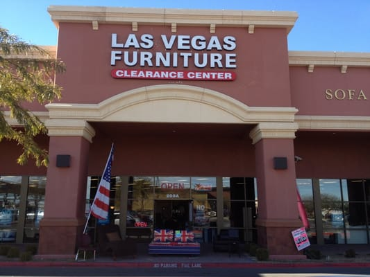 Las Vegas Furniture Clearance Center MOVED Henderson