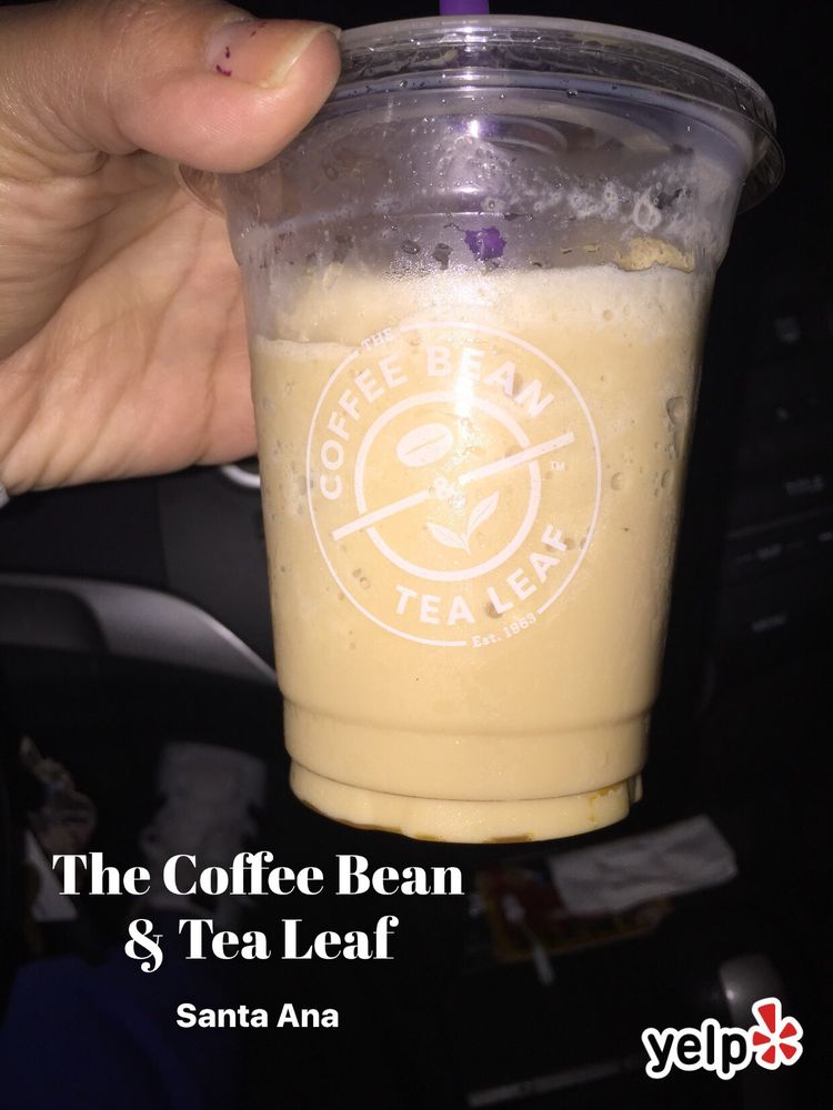 Image Result For The Coffee Bean Tea Leaf Santa Ana Ca