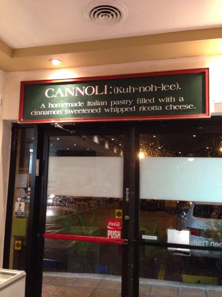 Cannoli Kitchen Boca Raton Florida