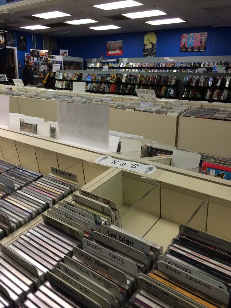 Disc Replay Music Amp DVDs Downers Grove IL Reviews Photos Yelp