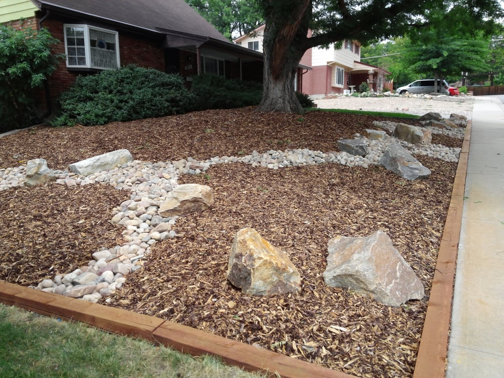 Front yard xeriscape | Yelp on Xeriscape Yard Ideas  id=80153
