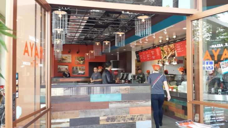 Kaya Street Kitchen Aliso Viejo United States Looks