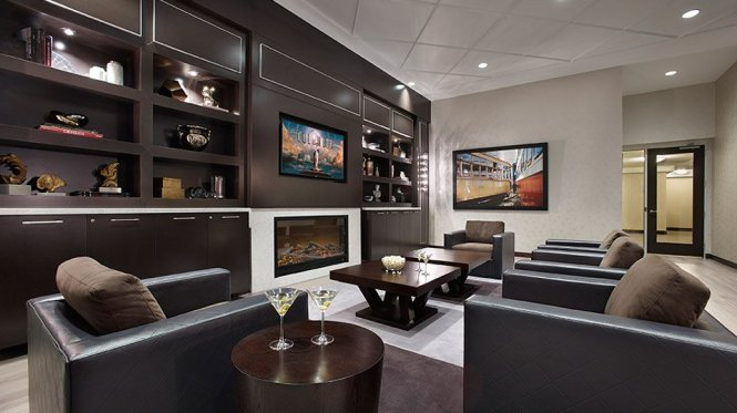 Kg Roehampton Party Room Lounge Luxury Apartment Als At Yonge And Eglinton In Toronto Yelp