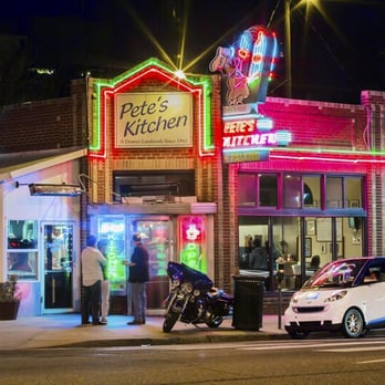 Pete Kitchen Denver United States Petes Brings Back