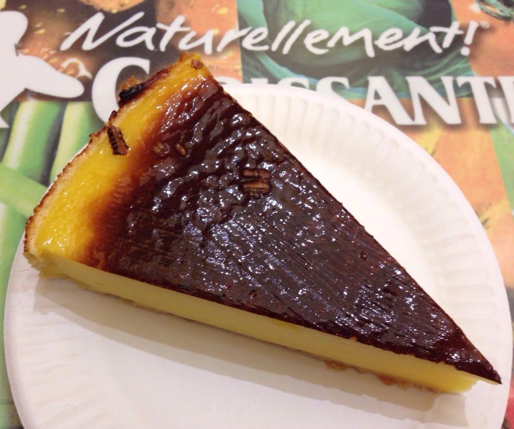 La Croissanterie Desserts Centre Commercial Gant